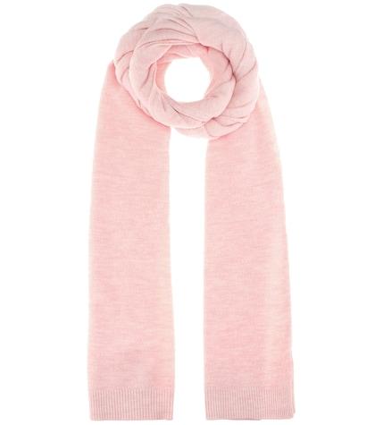 acne studios female milla wool scarf