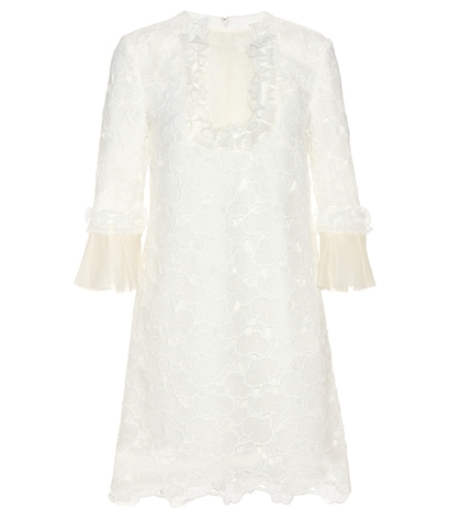 Josiah Twist lace dress
