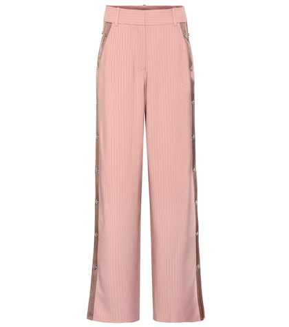 Willow wide-leg trousers