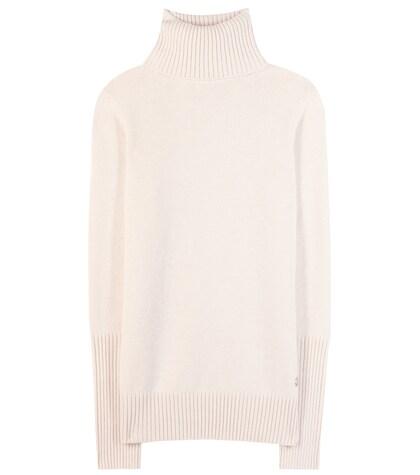 Glace cashmere turtleneck sweater