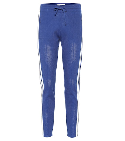Darion knitted trackpants