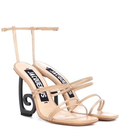 Les Sandales Espirale sandals