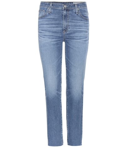 ag jeans female isabelle cropped jeans