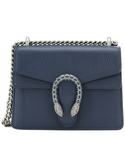 Dionysus Mini leather shoulder bag