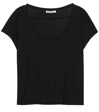 acne studios female kaia tshirt