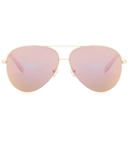 Classic Victoria mirrored sunglasses