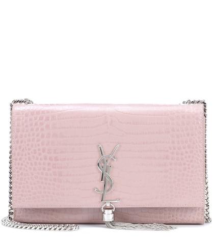 Medium Kate Tassel leather shoulder bag