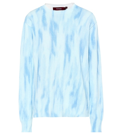 Courtney tie-dye cotton sweatshirt