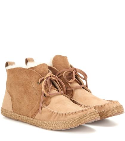 Kenai suede shoes