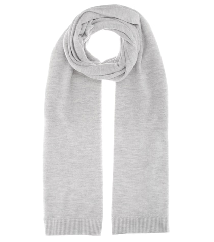 acne studios female milla wool scarf