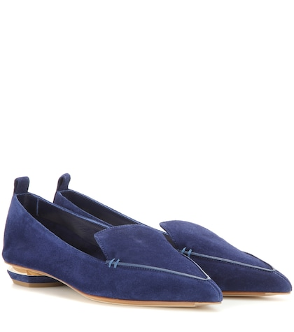 Beya Suede Loafers
