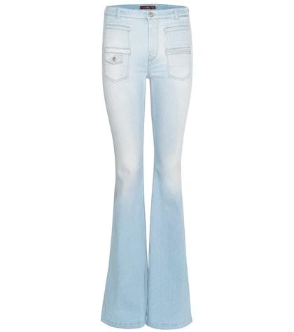 7 for all mankind female 201920 georgia flared jeans
