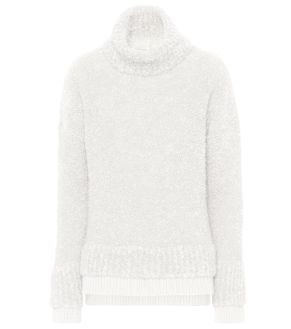 agnona female mohairblend sweater