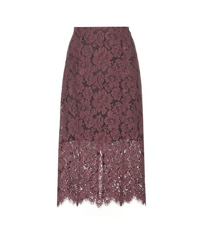 Jerome lace skirt