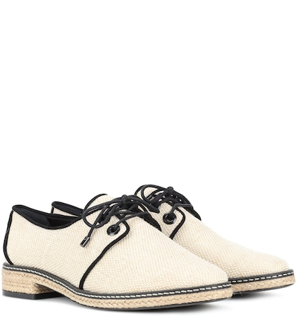 Fawn Derby shoes