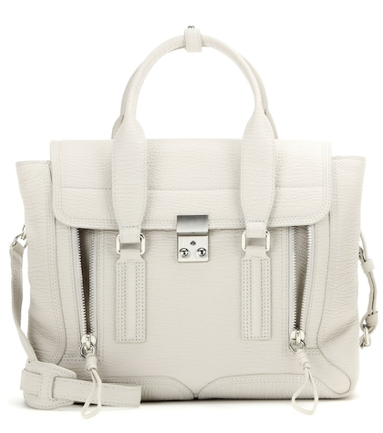31 phillip lim female pashli medium leather tote