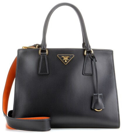 Galleria leather handbag
