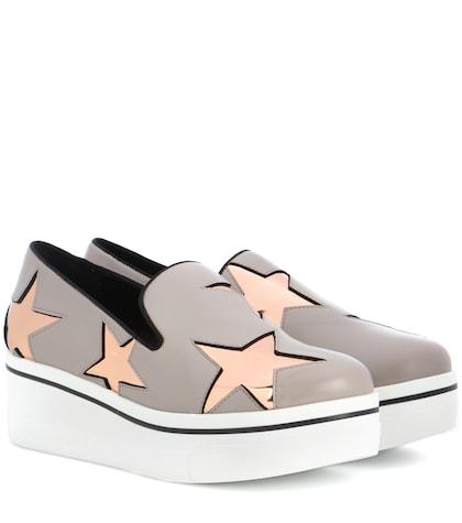 Star Binx Platform Loafers