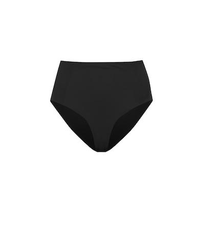 Lola high-rise bikini bottoms