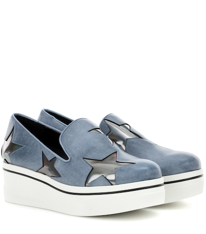 Star Binx Platform Loafers