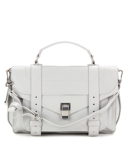 proenza schouler female 45906 ps1 medium leather tote