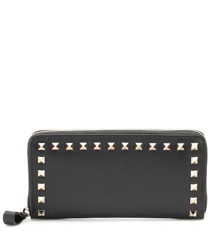 ff45d7dab26f Saffiano Leather Zip-Around Wallet - Prada | mytheresa.com