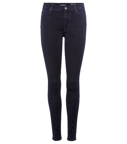 7 for all mankind female the high waist super skinny jeans