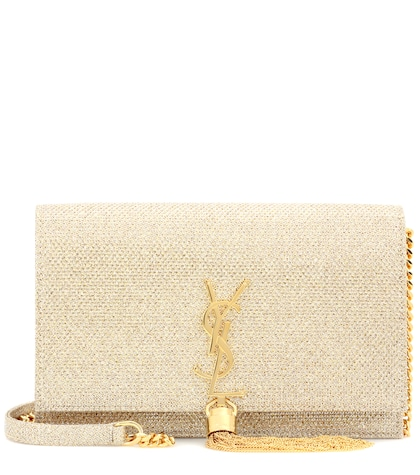 Classic Kate Monogram Wallet On Chain Bag