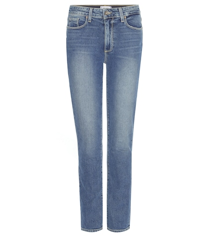 Julia High-rise Straight Jeans