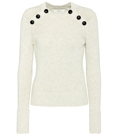Koyle cotton and wool sweater