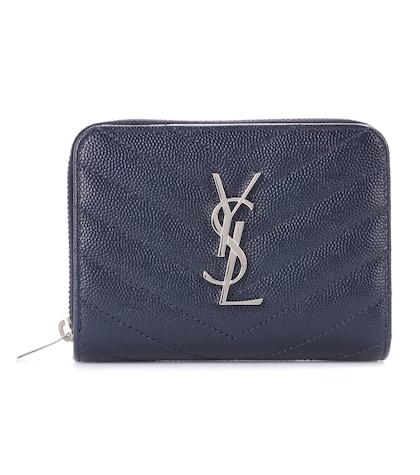Classic Monogram leather wallet