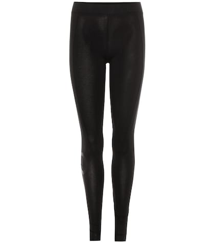 y3 female cotton leggings