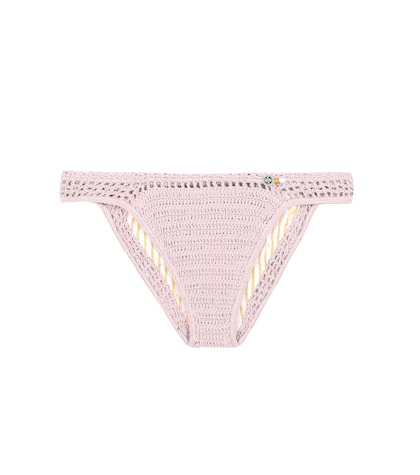 Essential Mini Hipster crochet bikini bottoms