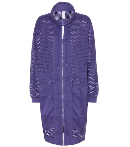 adidas by stella mccartney female train parka jacket
