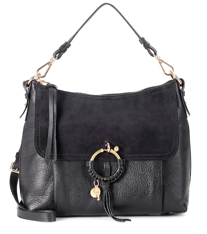See By Chloé Borsa Joan Large In Pelle E Suede