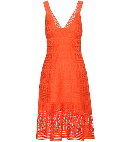diane von furstenberg female tiana lace dress