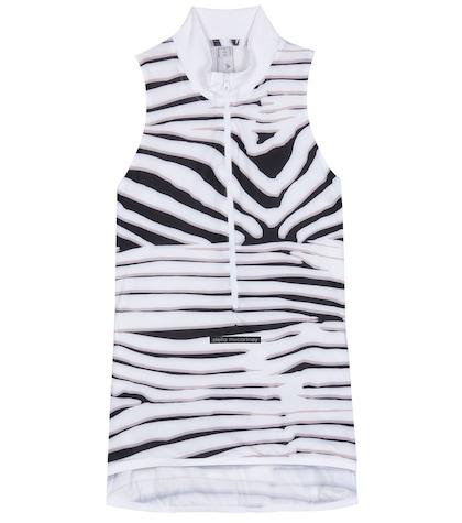 adidas by stella mccartney female sleeveless top