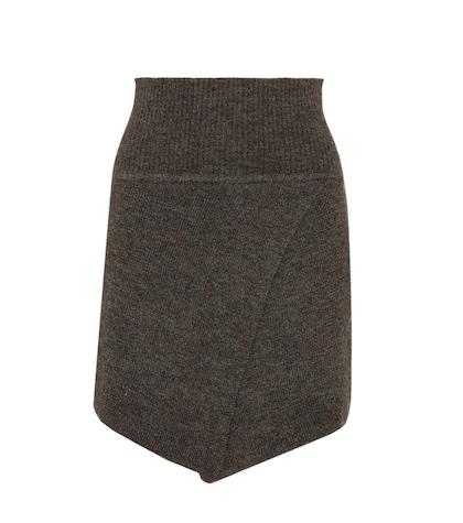 Blithe wool skirt