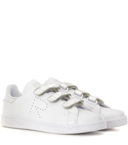 adidas by raf simons female 45883 stan smith comfort leather sneakers