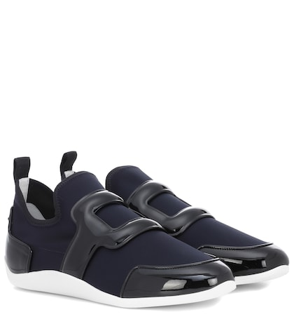 Sporty Viv' patent leather sneakers