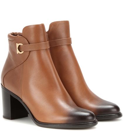 Ankle Boots Florian Aus Leder