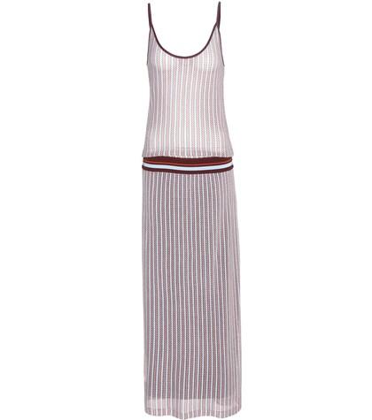 Sadie Crochet-knit Maxi Dress