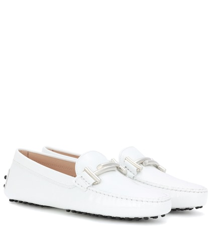 Gommini Maxi patent leather loafers