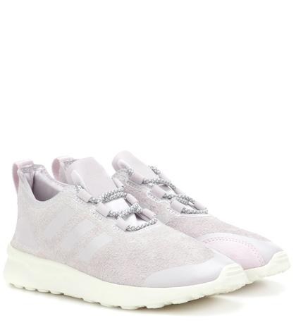 adidas originals female zx flux adv verve suede sneakers