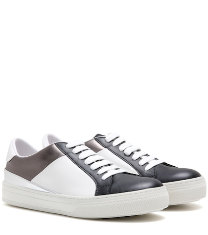Sportivo Leather Sneakers