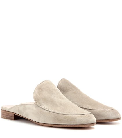 Palau suede slippers