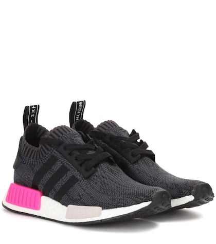 NMD_R1 knitted sneakers