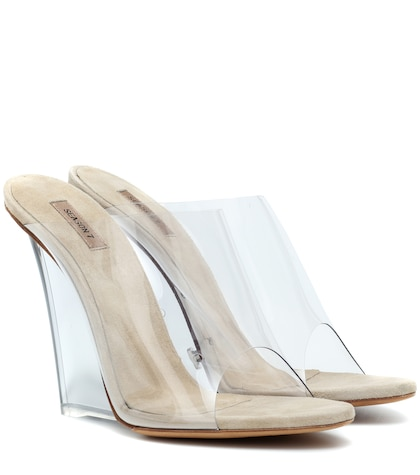 Transparent mules (SEASON 7)