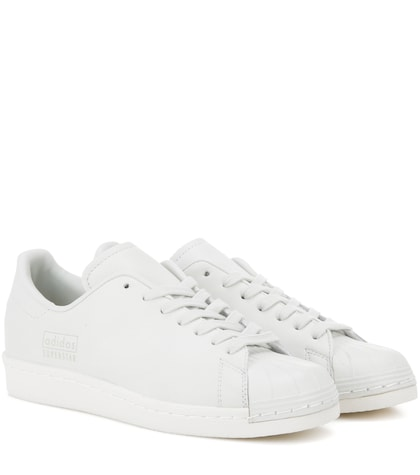 Superstar 80s leather sneakers