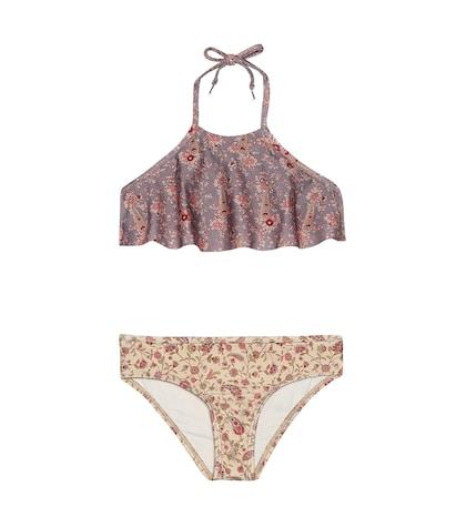 Juniper Flare printed bikini